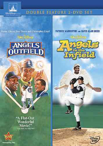 ANGELS IN THE OUTFIELD/ANGELS IN THE BY GLOVER,DANNY (DVD)